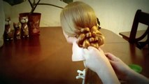 Perfect Stylish Hairstyle for Parties