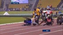 Doha - Grosse chute aux championnats du monde handisport