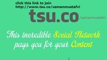 online earning TSU step by step urdu and hindi tutorial