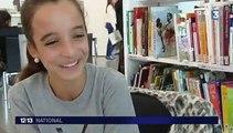 Montpellier : une médiathèque accueille les enfants pour les aider à faire leurs devoirs
