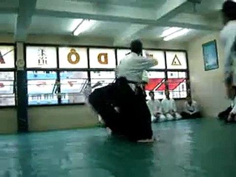 Alexandre Bull no Yamato Dojo - Setembro 2006