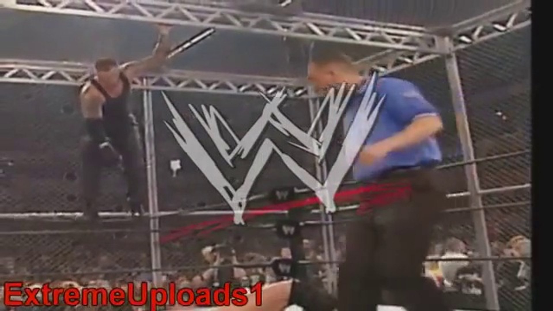 WWE - Brock Lesnar VS THE Undertaker | HELL IN A CELL 2015***No Mercy***