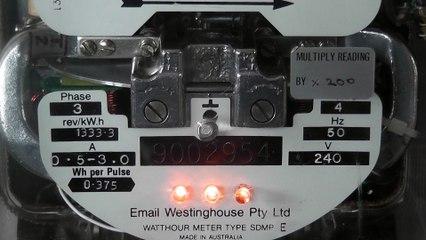 Email SDMP E CT meter