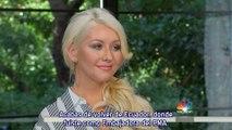 """Christina Aguilera - Entrevista completa """"Viva Today"""" 2015 (Subtítulos español)"""