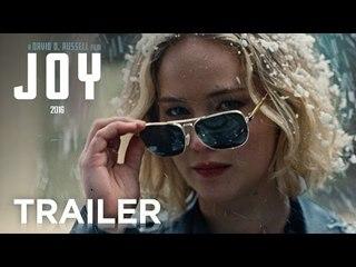 Joy | Trailer #2 | Official HD Trailer | 2016
