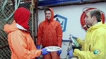 Northwestern Greenhorn Initiation | Deadliest Catch