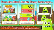 Mix & Match Funny Pairs – lots of crazy, funny, silly pairs!