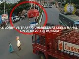 Hit & Run Accidents | Live Accidents in India | Tirupati Traffic Police