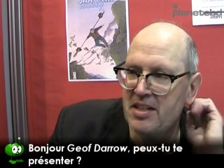 Vidéo de Geof Darrow