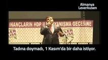 HDP 1 KASIM SEÇİM ŞARKISI Hozan Diyar - Dîsa HDP - TAZE