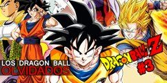 DBZ #3: Los Dragon Ball Olvidados