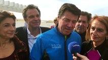 "Estrosi : ""Marseille-Cassis, une course magique"""