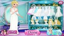 ᴴᴰ ♥♥♥ Disney Frozen Games - Princess Elsa Runaway Frozen Bride - Baby videos games for ki