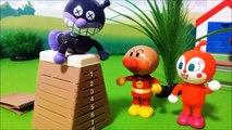 アンパンマン おもちゃアニメ 小学校❤体育の時間アニメ&おもちゃ Anpanman Toys Animation