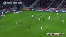 0-1 Michy Batshuayi GOAL - Lille OSC v. Olympique Marseille 25.10.2015 HD