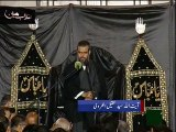Majlis sham e ghareeban 24-10-2015 by Allama Aqeel Gharavi