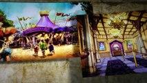 Seven Dwarfs Mine Train Roller Coaster Animation New Fantasyland Magic Kingdom Walt Disney