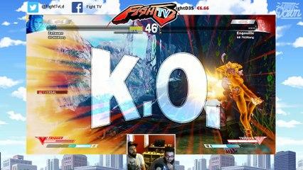 VOD du 25/10/2015 : Street Fighter V bêta !