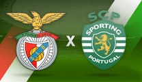 All Goals | Benfica 0-3 Sporting CP 25.10.2015 HD