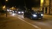 Les manifestants quittent Pont-de-Buis en convoi