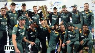 IND v SA 5th ODI Mumbai 2015 Match Recap SA Historic win by