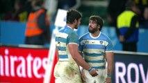Les larmes des Argentins (Coupe du monde de rugby 2015)
