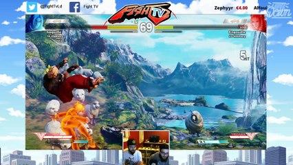 VOD du 25/10/2015 Part 2 : Street Fighter V bêta !