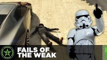 GTA V, Star Wars Battlefront Beta, and More! - Fails of the Weak #266