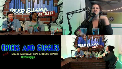 Chicks and Giggles 10-25-15