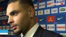 PSG - Saint-Etienne (4-1). Layvin Kurzawa : « On fait notre petit bonhomme de chemin »