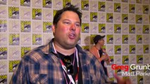 Heroes Reborn Cast of Heroes Reborn at Comic Con 2015 (Digital Exclusive)