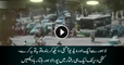 CCTV Footage Of Earth Quake From Lahore