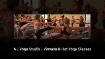 NJ Yoga Studio - Vinyasa & Hot Yoga Classes - Powerflow Yoga
