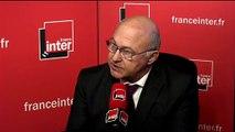 """Michel Sapin : """"Nous allons continuer à diminuer les charges qui pèsent sur les entreprises"""""""