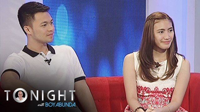 TWBA: Mr. and Ms. Pastillas on being famous