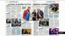 La Revue de Presse du 26 octobre 2015 par Laetitia Gayet