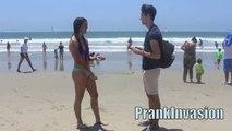 Kissing Prank - Guessing Initials