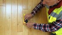 Repérer facilement un montant en bois dans un mur à ossature bois (VIDEO)