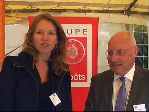 Congrès des Maires Ruraux 2015 - Elisa Vall et Philippe Jusserand/Caisse des Dépôts