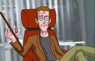 HOUSE MD cures FOX cartoons