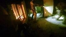 Iraq rescue: video shows US prison raid freeing 70 hostages