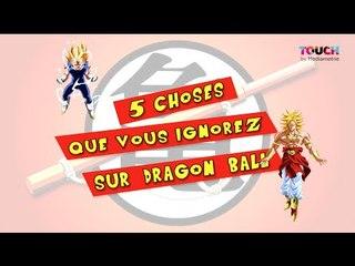 Dragon Ball Z - quelques petites histoires sur le manga