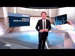 Savant Singe vu à la TV sur M6