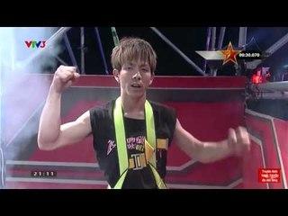 RYO MATACHI | STAGE 4 | SPECIAL | SASUKE VIỆT NAM 2015 (SEASON 1)