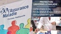 LE PÉDAGO - Qui va bénéficier de la protection universelle maladie ?