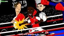Man Utd vs Arsenal 1 2 ☕️FA CUP QUARTER FINAL RAP BATTLES☕️ (Liverpool, Aston Villa.)