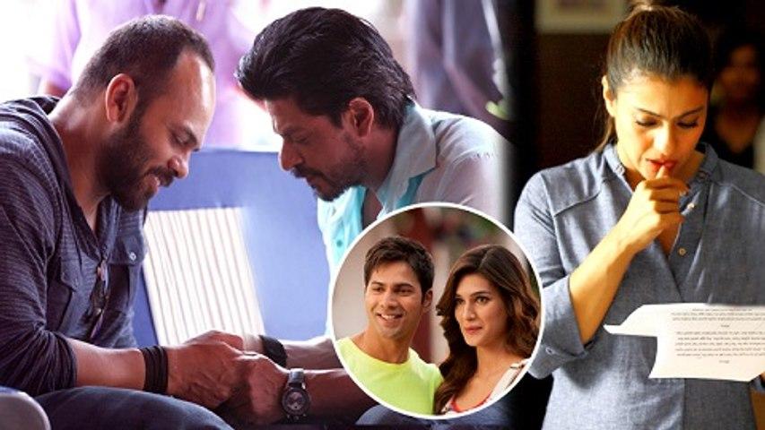 Dilwale Climax Shoot Video OUT | PICTURES | Kajol, Shah Rukh Khan, Varun Dhawan & Kriti Sanon