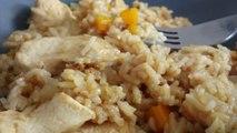 Poulet au riz - Cookeo de Moulinex
