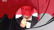 Comment les télés britanniques se préparent à l'avant-première du nouveau James Bond