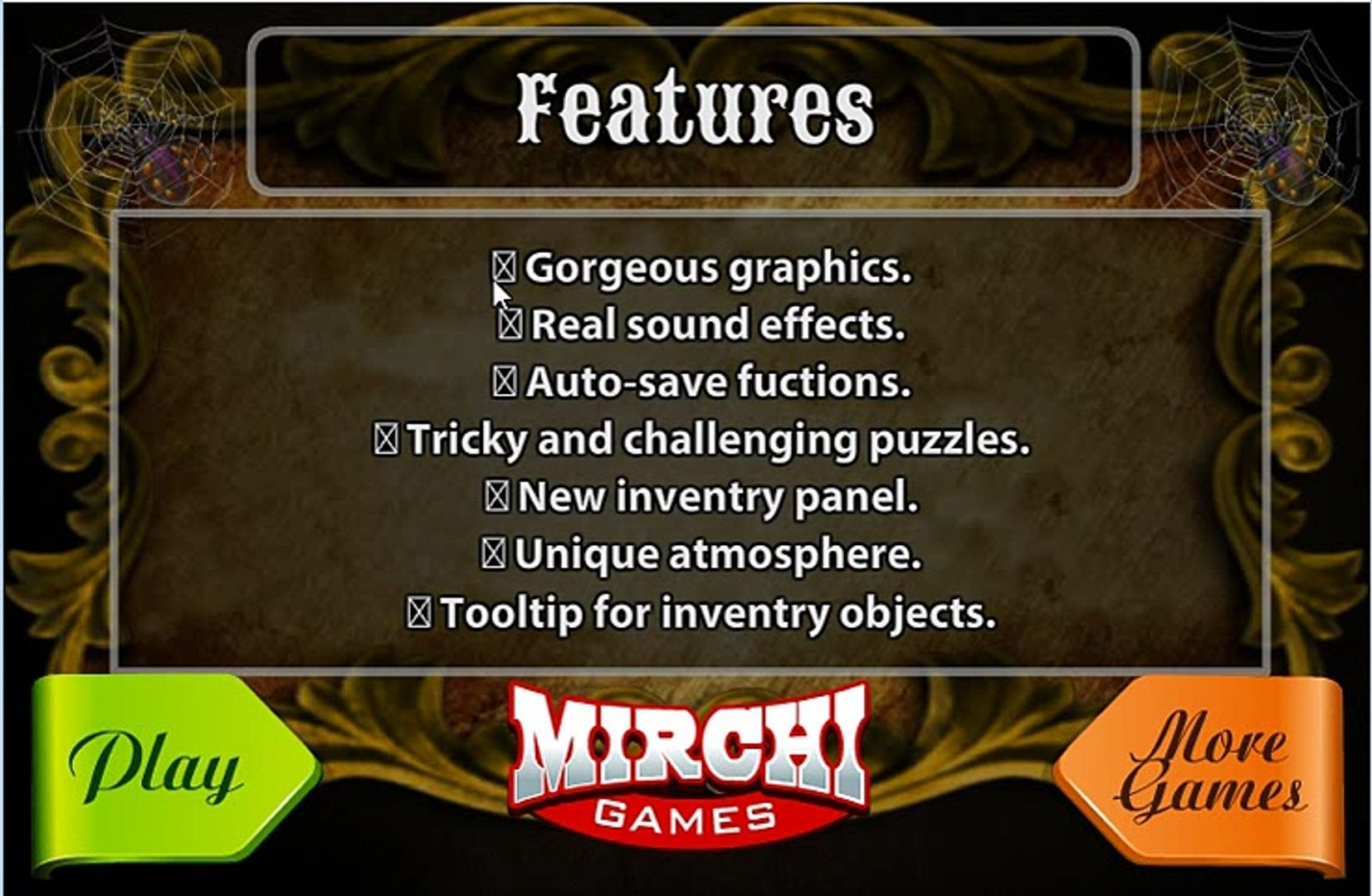 Halloween Escape Walkthrough | Mirchi Games